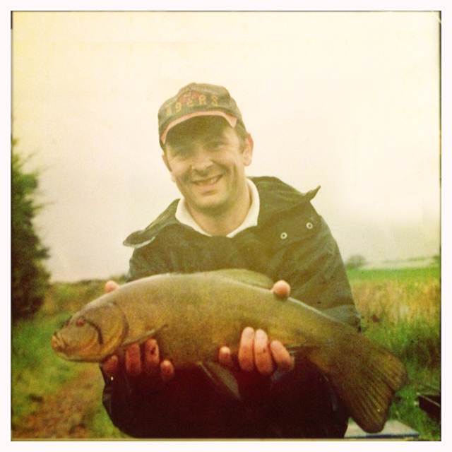 A Downs' tench